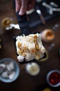 Camembert Pfanne