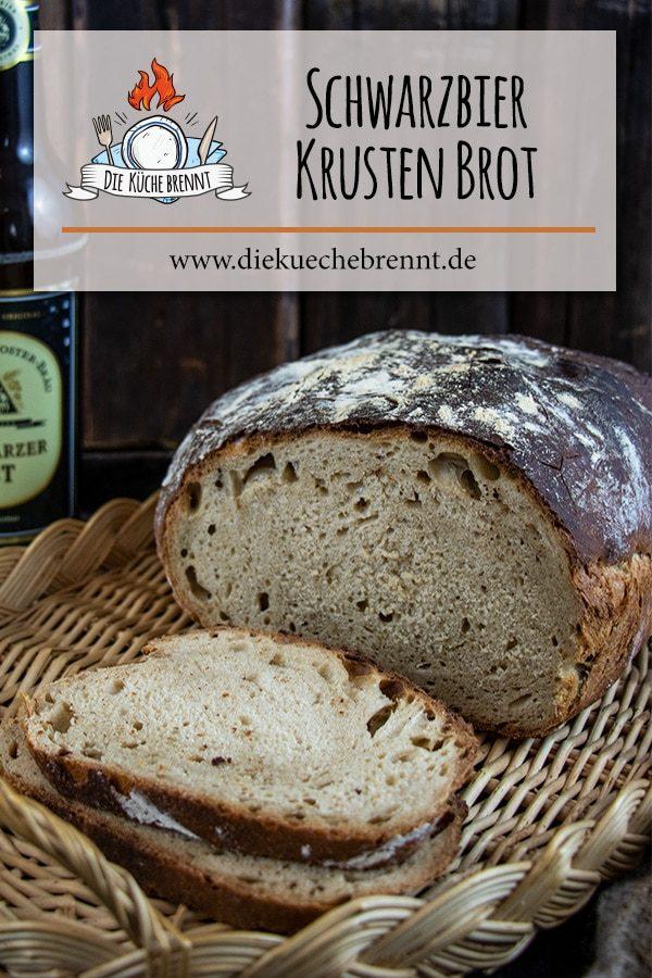 Brot mit Bier im Teig