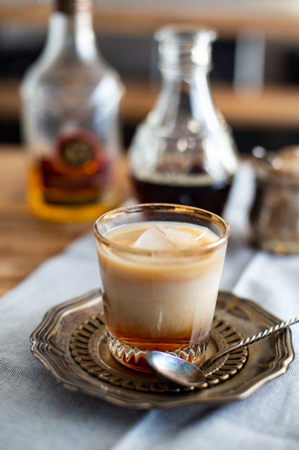 Cold Brew Coffee mit Likör 43 Rezept - leckerer Kaffee Cocktail
