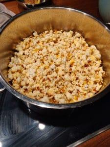 karamell popcorn rezept selber machen popcorntopf