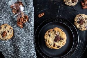 Cookies mit Bourbon