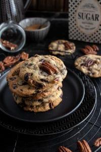 Cookies mit Pekanuss