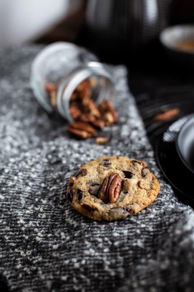 Bourbon Pekan Nuss Cookies Rezept – Achtung Suchtgefahr