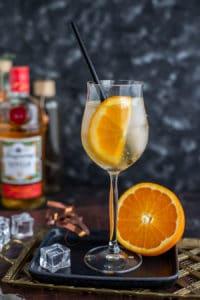 Gin Orange Herb Bitter