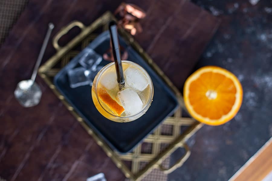 Herber Gin Cocktail