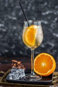 Longdrink mit Gin