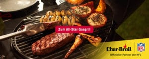 Char-Broil All-Star Gas