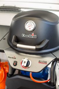 Char-Broil All-Star 120 Gas Grill