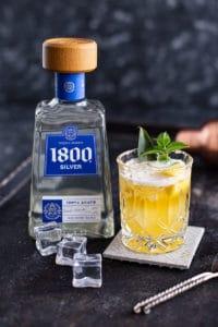 1800 Tequila Süßlich-fruchtiger Mai Tai Margarita Cocktail Rezept