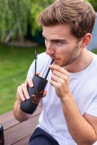 Sommerdrink mit Rum