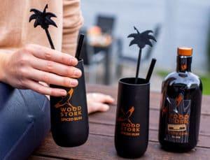Cuba Libre 2.0 mit dem Wood Stork Spiced Rum