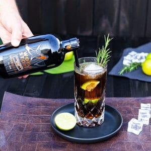 instagram Wood Stork Spiced Rum 2