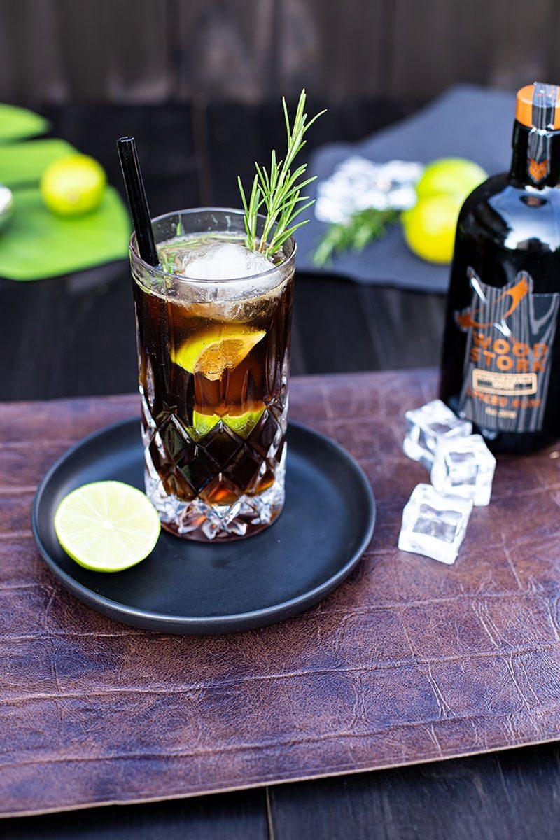 Sommercocktail 2019 – Cuba Libre 2.0 Rezept mit dem Wood Stork Spiced Rum