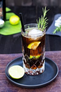 sommercocktail 2019 cuba libre 2.0 Wood Stork Spiced Rum 5