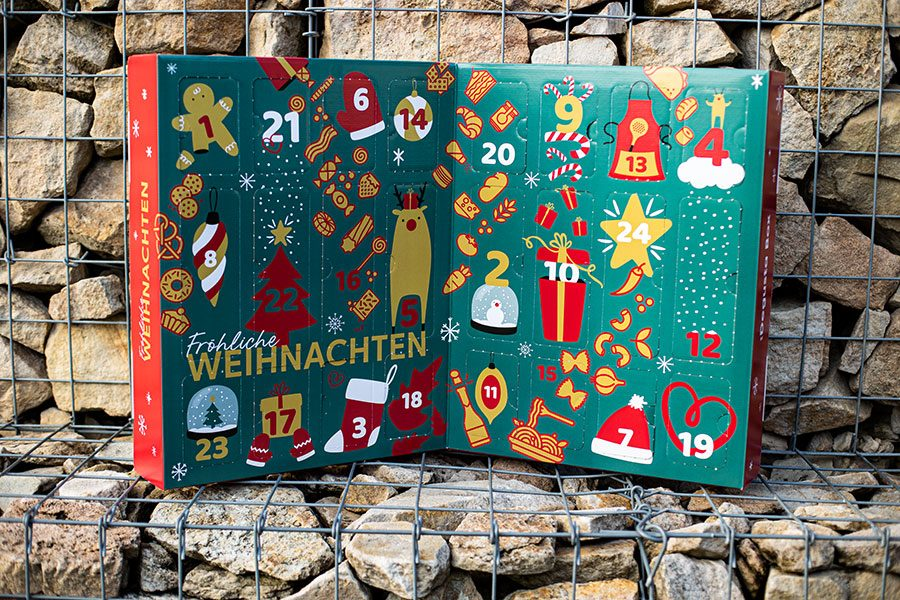 Degustabox Adventskalender 2019