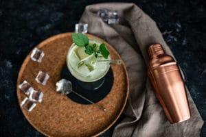 Rezept Cocktail mit Basilikum