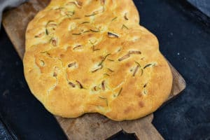 Fluffiges Brot mit Trockenhefe