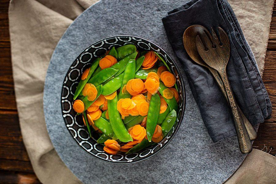 Angemachte Karotten Rezept