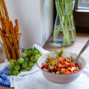 Minestrone Salat Rezept