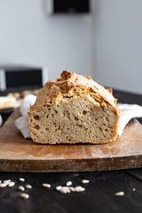 Brot Rezept mit Hefe