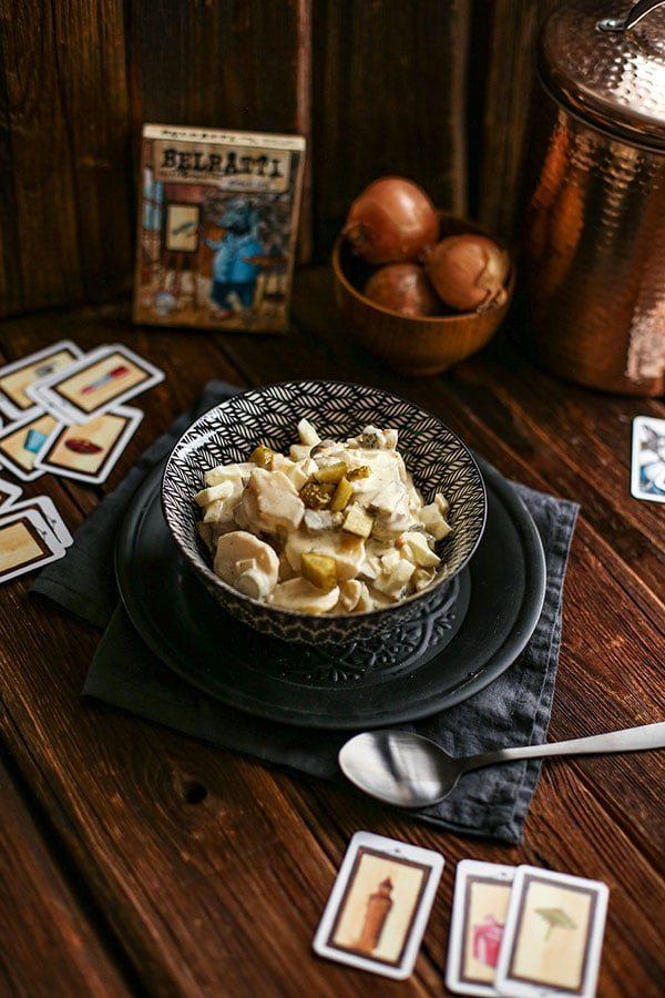 Schnelles Kartoffel Salat Rezept