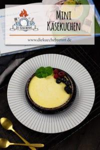 Mini Käsekuchen Dessert