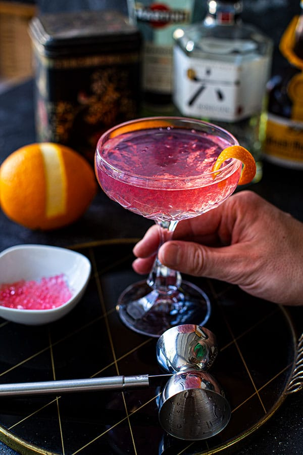 Campari Gin Cocktail