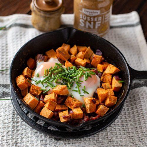 Die Küche Brennt - Foodblog - cover