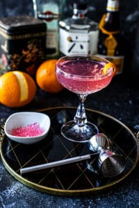 Gin Orange Campari