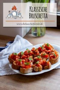 Klassisches Bruschetta Rezept