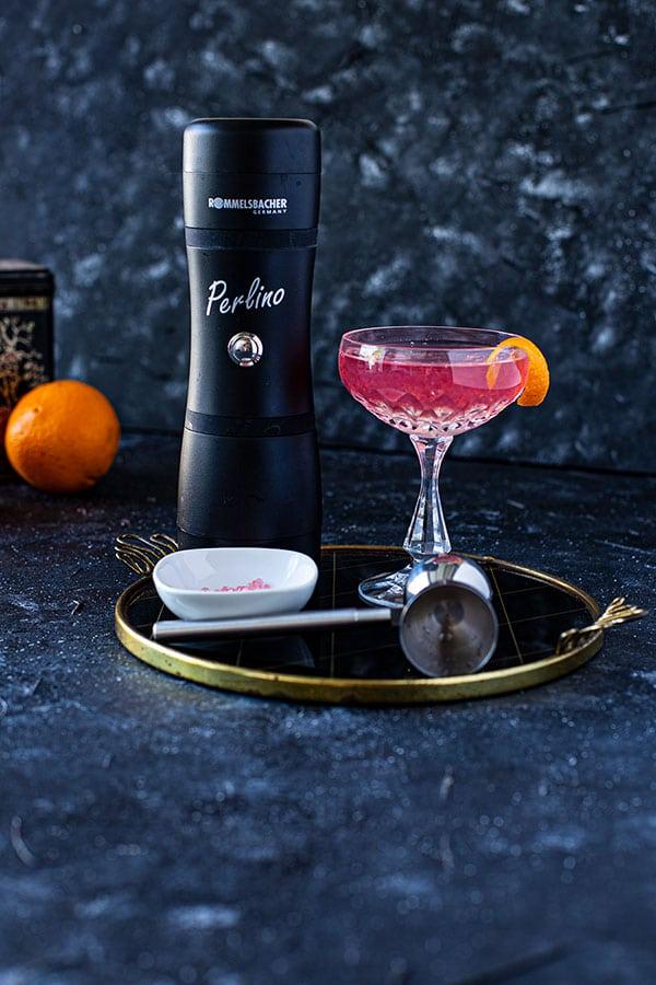 Rommelsbacher Perlino für Cocktails