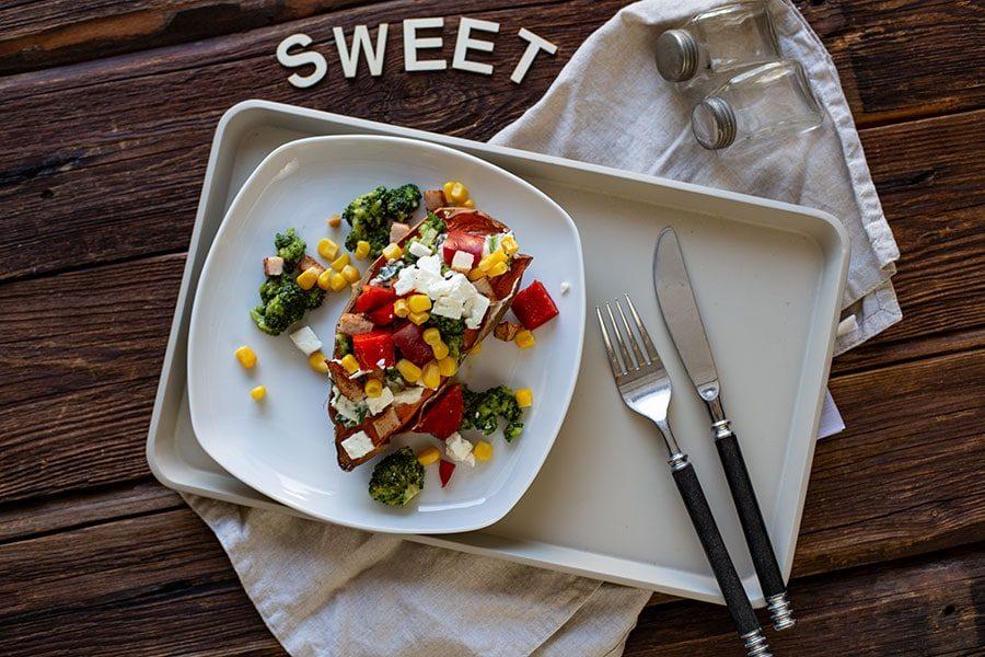 Loaded Sweetpotato
