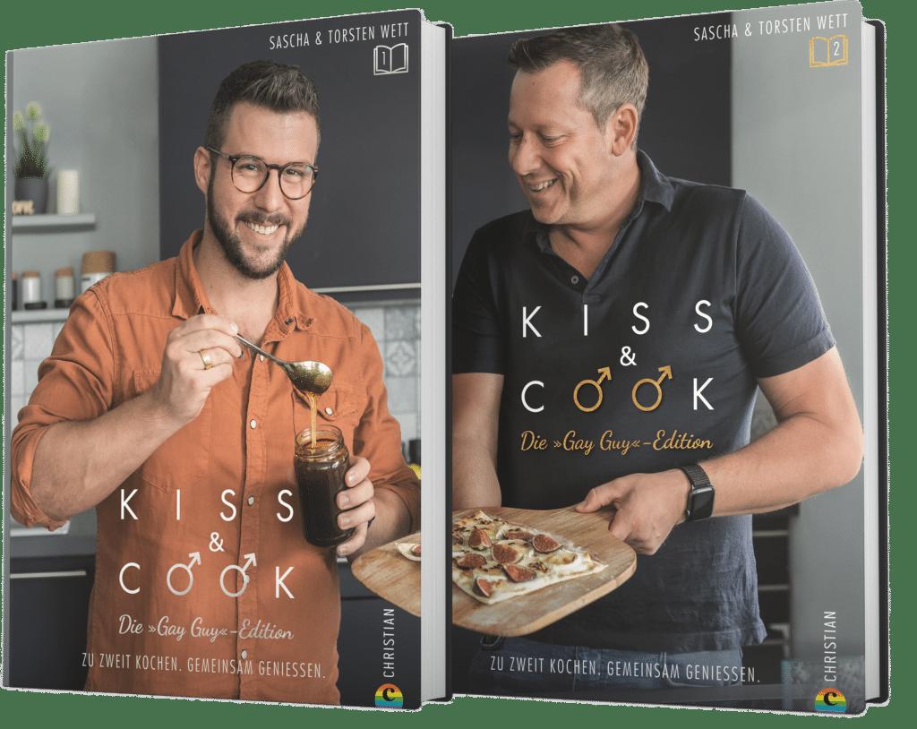 Kiss & Cook Kochbuch