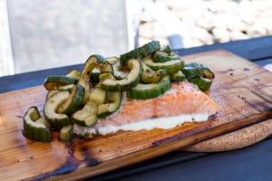 Einfaches Fisch Grill Rezept