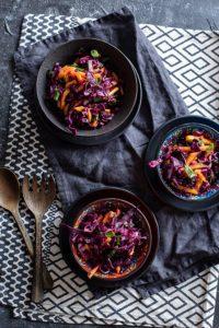 Krautsalat zum Grillen