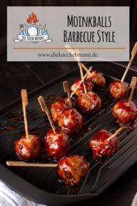 Moinkballs Rezept Barbecue Style