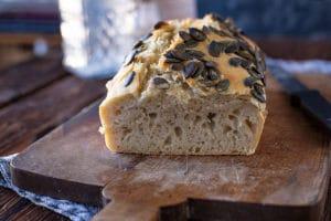Brot mit Hefe backen