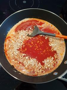 how to schnelle pasta sauce 3