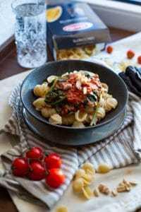 Rezept für schnelle Pastasauce