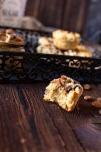 Saftige Muffins mit Ricotta
