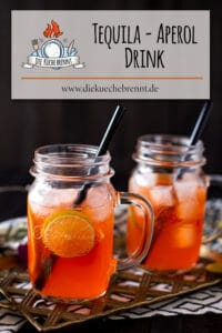 Aperol Grapefruit Drink Cocktail