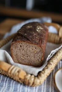 Emmermehl Brot Rezept Cover