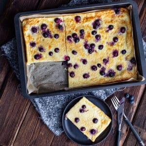 Ofen Pfannkuchen Rezept süß Ofen Pfannkuchen Rezept süß