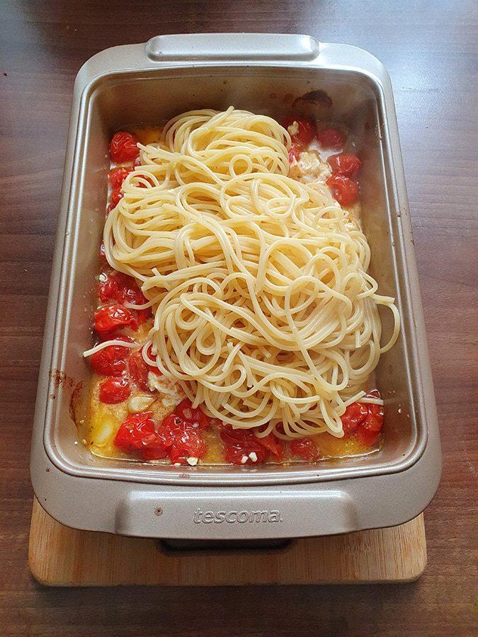 Spaghetti dazu