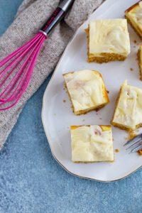 Rezept Karottenkuchen mit Quark