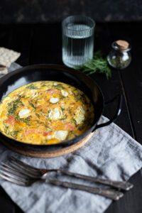 Einfaches Omelette Rezept