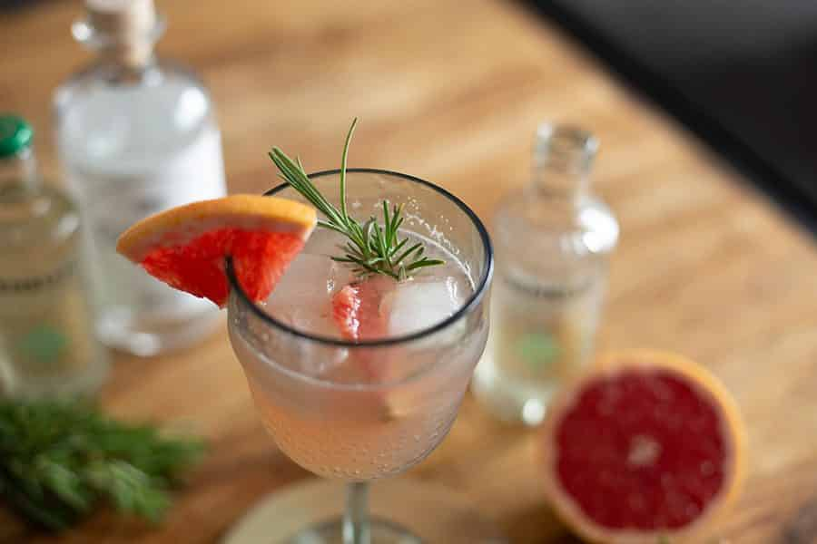 Gin Tonic Rezept Idee